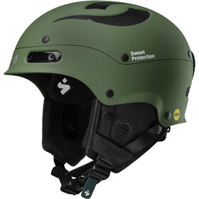 Sweet Protection Trooper II MIPS Helmet Olive Drab